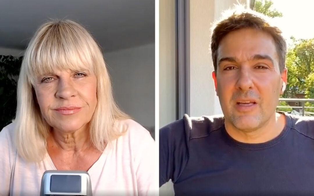 Blinde Berichterstattung – Sind alle Kritiker Covidioten? mit Boris Reitschuster