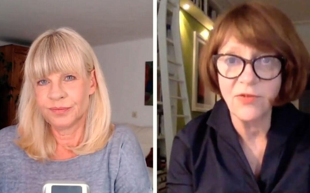 """""""Impfpflicht ist übergriffig"""" – Punkt.PRERADOVIC mit Prof. Dr. Ulrike Guérot"""